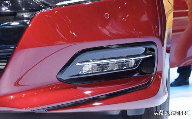 B级车推荐:雅阁2.0L锐尊版车型