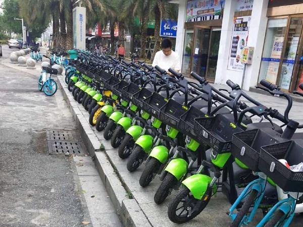 要出行,也要安全,国内掀起共享电动车专项整治热潮