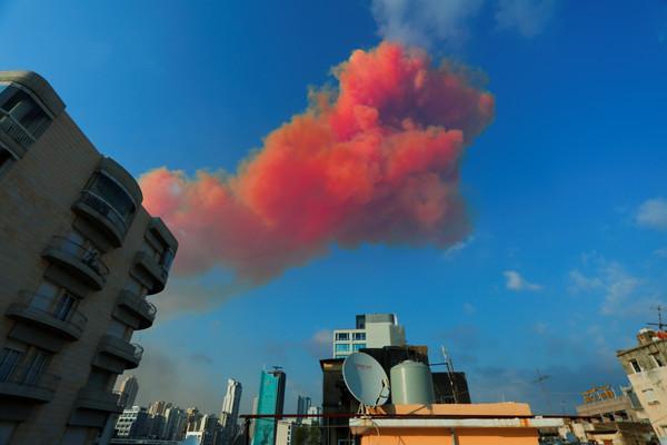 黎巴嫩爆炸新内幕!卫报:硝酸铵旁放3、40包烟火每周被投诉