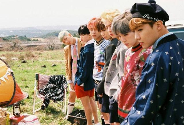 2020上半年韓國音樂榜:IU版《愛的迫降》OST成熱門,BTS銷量登頂