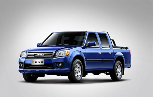 新江鈴寶典回歸,工具車屬性削弱,國六標準,2.5L排量更省油給勁