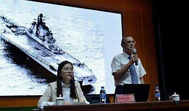 拒绝美国天价高薪,携航母专利投奔中国,帮助中国实现了航母梦