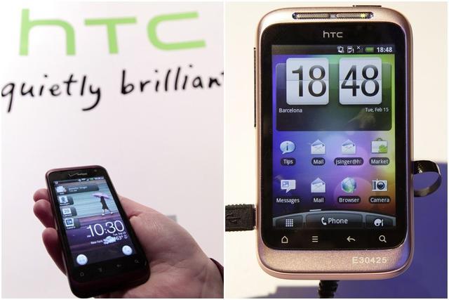 HTC经典系列可能要回来了!国外爆10款Wildfire新手机将重回市场