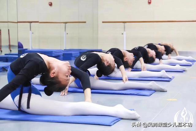 儿童什么时候合适学舞蹈基本功