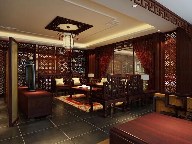 安徽御福堂展厅 低调奢华的新古典主义设计