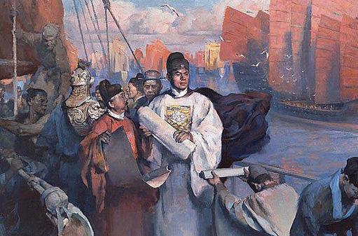 如果郑和以后,明朝舰队继续在西洋远航。世界历史会如何改变?