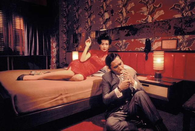 1995年,李嘉欣25岁,杨采妮21岁,遇上37岁王家卫,一出好戏诞生