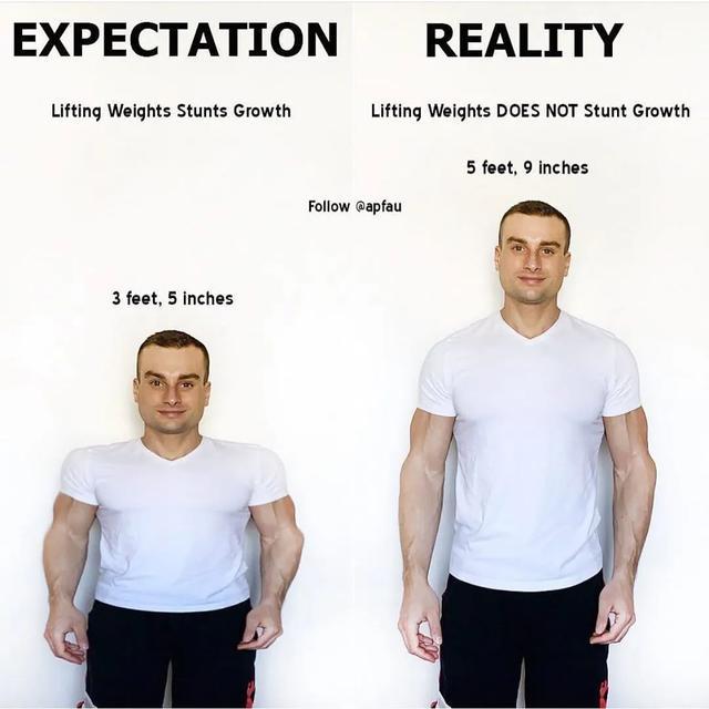 真实的健身VS你认为的,别再瞎搞了