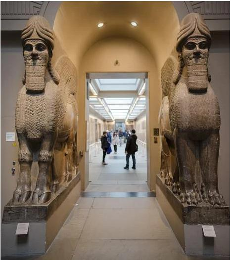 大英博物馆里真的闹过鬼吗?听听里面的保安怎么说