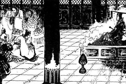 汉武帝的祖母怎么死的
