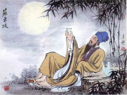 苏轼雨中漫步吟出1首词,4句道尽人生无常,解开很多人的心结