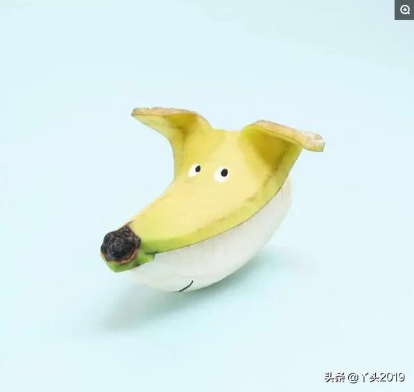 """用蔬菜水果制作可爱的""""小动物""""每一个都不舍得吃一口"""