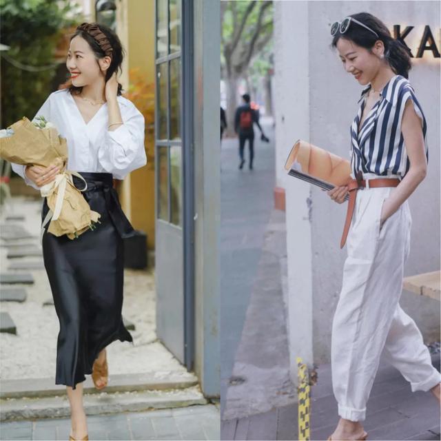 如何穿出高级感?人人都能get到的法式穿搭,慵懒优雅显气质!