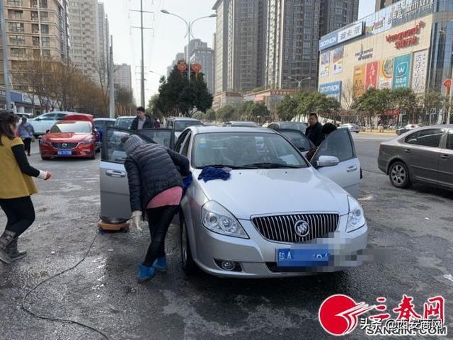 春节期间洗车涨价,轿车价格50元起,你觉得贵吗