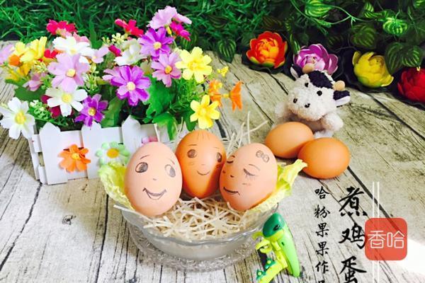 怎样煮好生鸡蛋