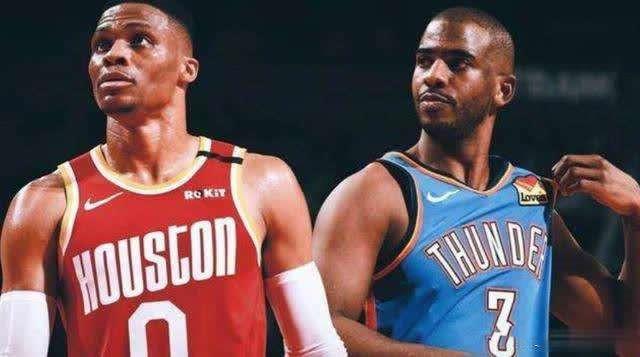 命運的安排!如果保羅季後賽能淘汰哈登,那將是對火箭最無情的打臉!-黑特籃球-NBA新聞影音圖片分享社區