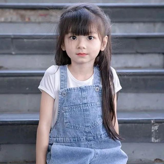 天啊,泰国这些萌娃都是什么颜值,又想骗我生女儿