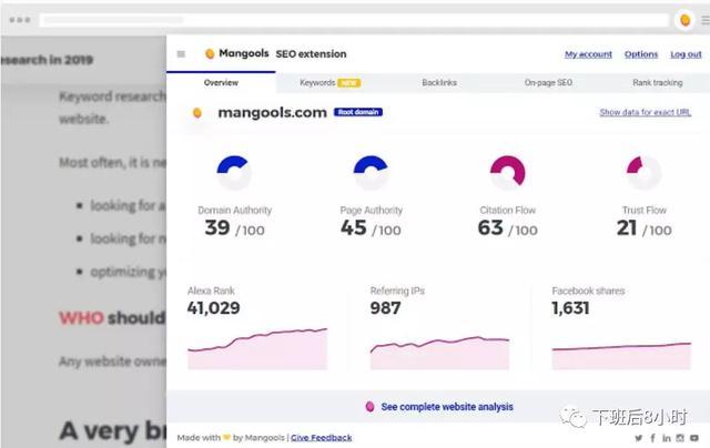 SEO要想做好,就必须要知道这15个谷歌SEO优化工具