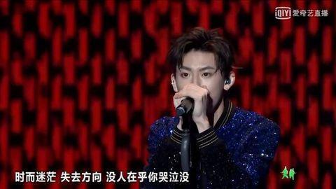 191206 小鬼获年度LIVE表现力歌手荣誉《come back》炫酷舞台燃爆现场