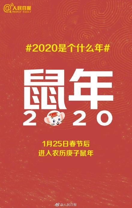 2020是个什么年?每自身都该了解的2020重超大事情件