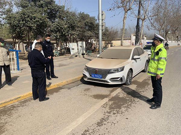 西安交警短信催挪车 15分钟竟找回一辆被盗车