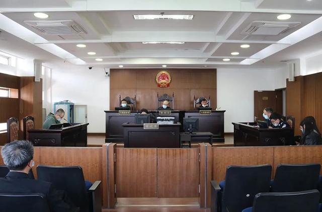 【庭室动态】杭州市公安局江干分局局长田国刚出庭应诉