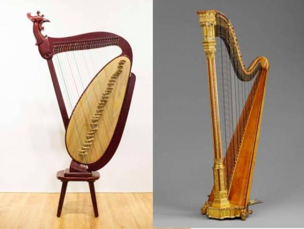 中国传统音乐赏析 之 民乐西乐乐器连连看