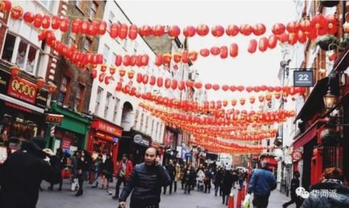 伦敦中国城重启 中餐从业者:就盼这天,已准备好