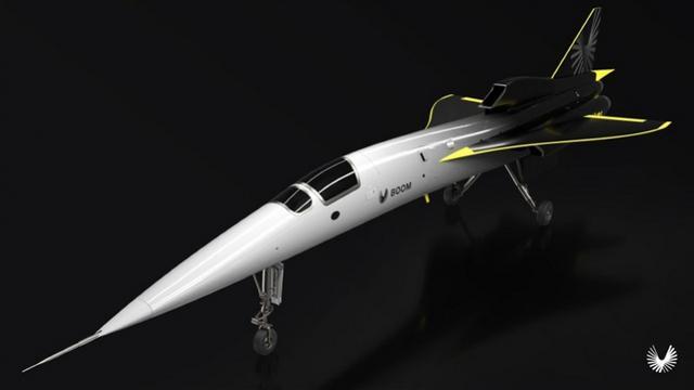 美国明年试飞超音速客机时速2700公里,纽约到伦敦3个多小时