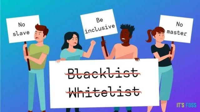 Linus Torvalds批准启用新术语替代master/slave、blacklist/whitelist