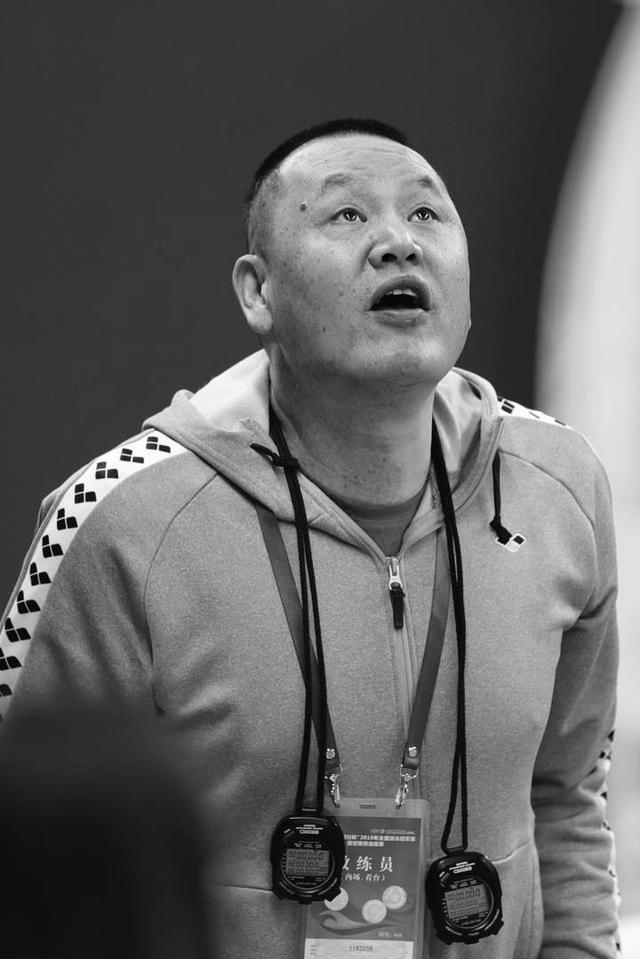 悲痛!叶诗文徐嘉余恩师、泳坛功勋教练徐国义因病去世 享年50岁