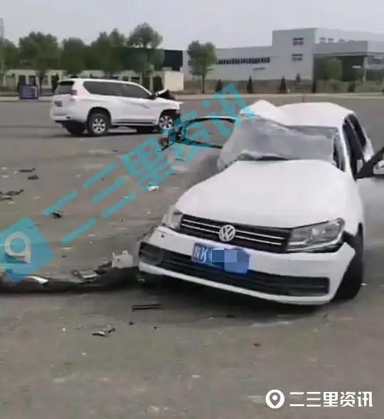 榆林驾校教练开车出车祸 陕师大应届毕业生不幸身亡