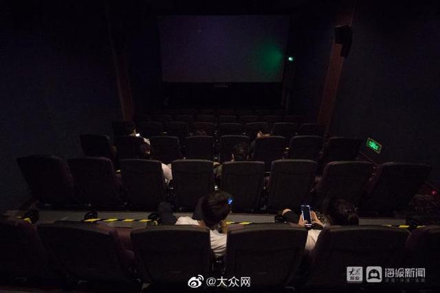 """停业178天后,济南电影院开门了!复映首日就有人迫不及待来""""过瘾"""""""