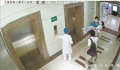 急!患者诊室内突然发病赞!医生抱她跑下四层楼