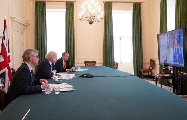 """新一轮英欧未来关系谈判结束,英国称""""有可能达成协议"""""""