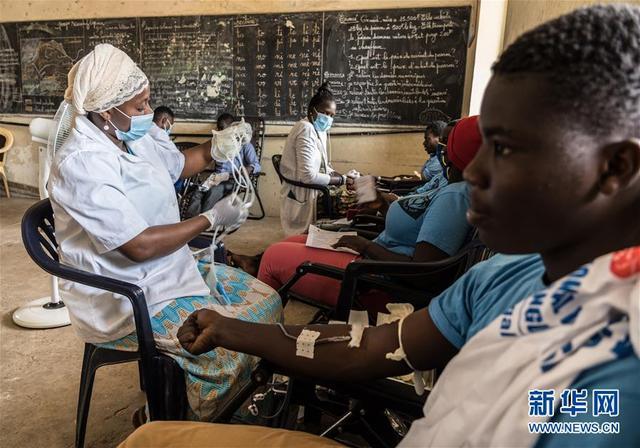 非洲新冠肺炎确诊病例超百万