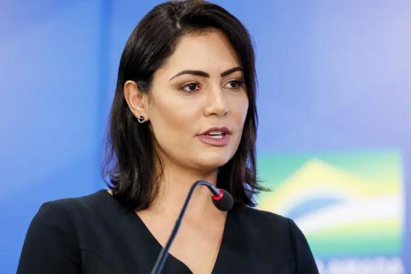 巴西总统夫人,阳性
