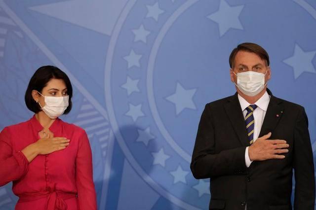 福奇称无法判断美国疫情所处阶段、巴西第一夫人确诊,今日疫情汇总