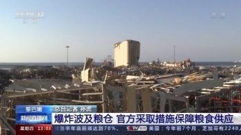 黎巴嫩贝鲁特爆炸后续丨粮仓、电力大楼遭冲击 无家可归居民或达30万