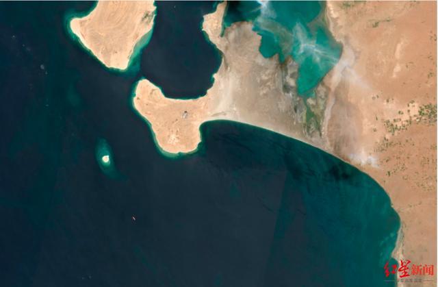 """别重蹈黎巴嫩爆炸的覆辙 红海上还飘浮着一颗不定时""""炸弹"""""""
