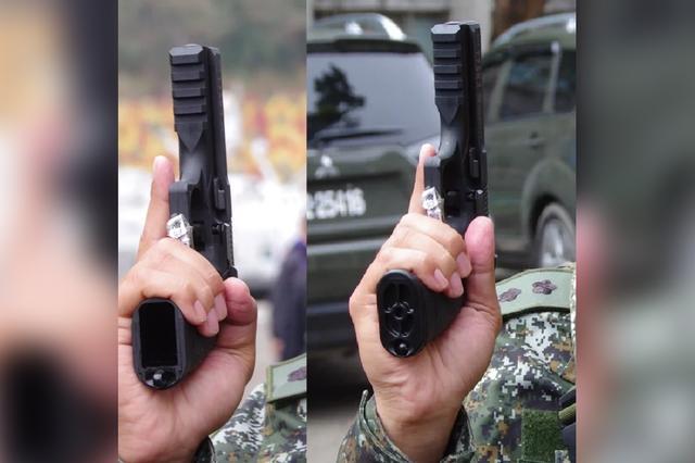 致命缺陷!台湾造新枪爆乌龙设计 系上枪绳就无法换弹匣