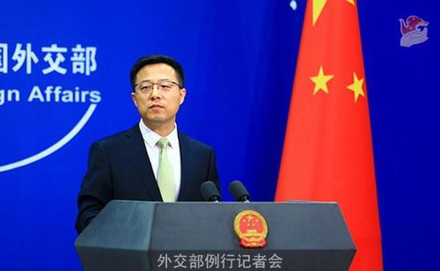 """97%网友支持""""中国回击美方挑衅"""",外交部回应"""