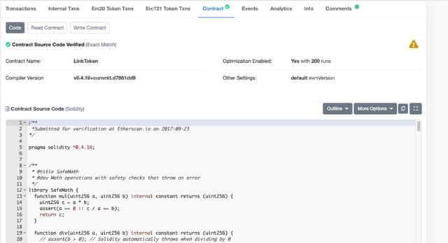 三分钟学习以太坊神器:etherscan区块链浏览器