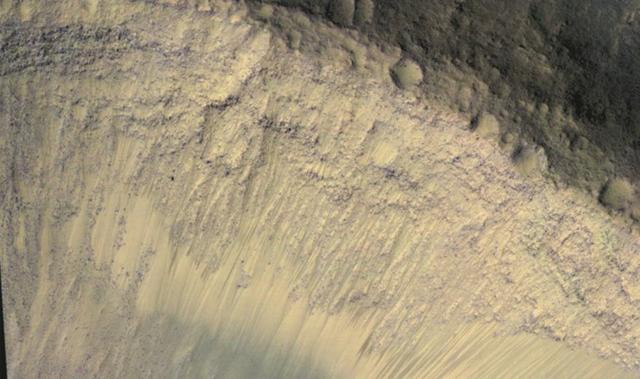 NASA(美国宇航局)分享最新一批火星照-第4张图片-IT新视野