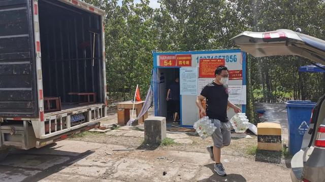 江水落了!武汉工程大学圆满完成防汛抗洪任务