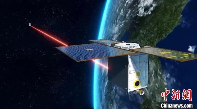 """""""行云二号""""完成双向通信 中国卫星物联网实现星间激光通信零的突破"""