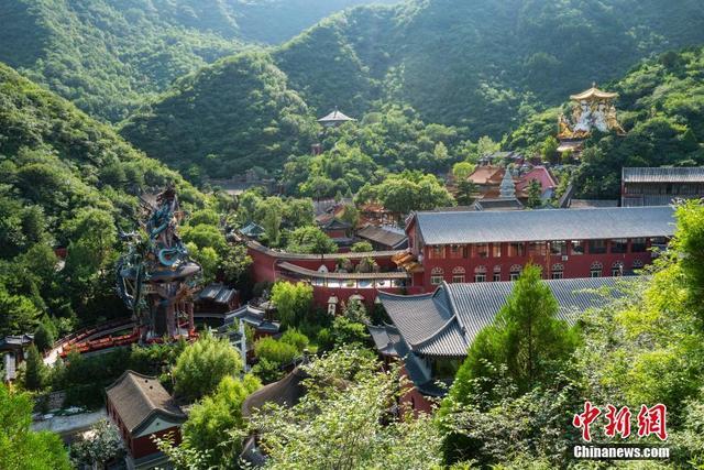 探访北京辽代白瀑寺
