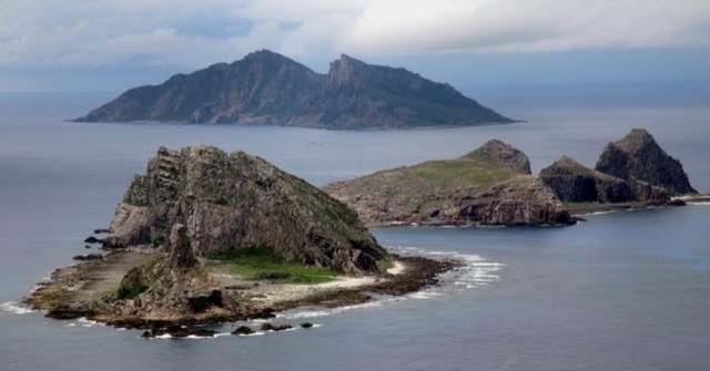 中国巡航钓鱼岛常态化,日本防相急了:必要时将出动自卫队
