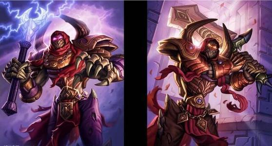 魔兽世界怀旧服:双子BOSS掉落好的装备  第1张