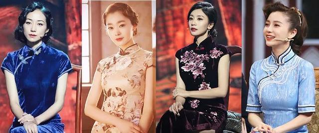盘点中国穿旗袍最美的7位女星,刘亦菲温婉可人,关晓彤性感撩人-第1张图片-IT新视野